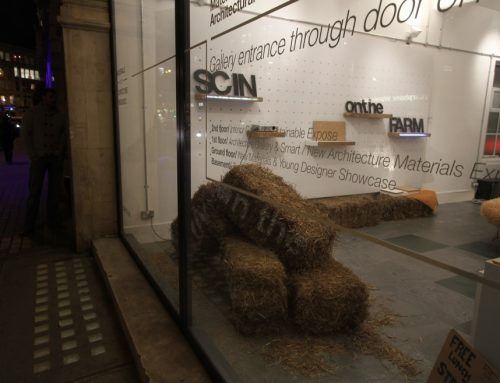 Straw exhibtion in London Jan-Feb 2012
