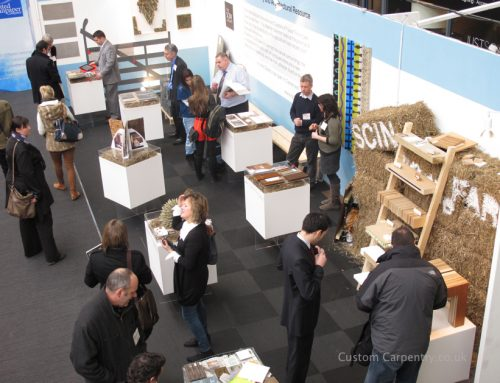 Tristan Titeux at the Surface Design Show 2012