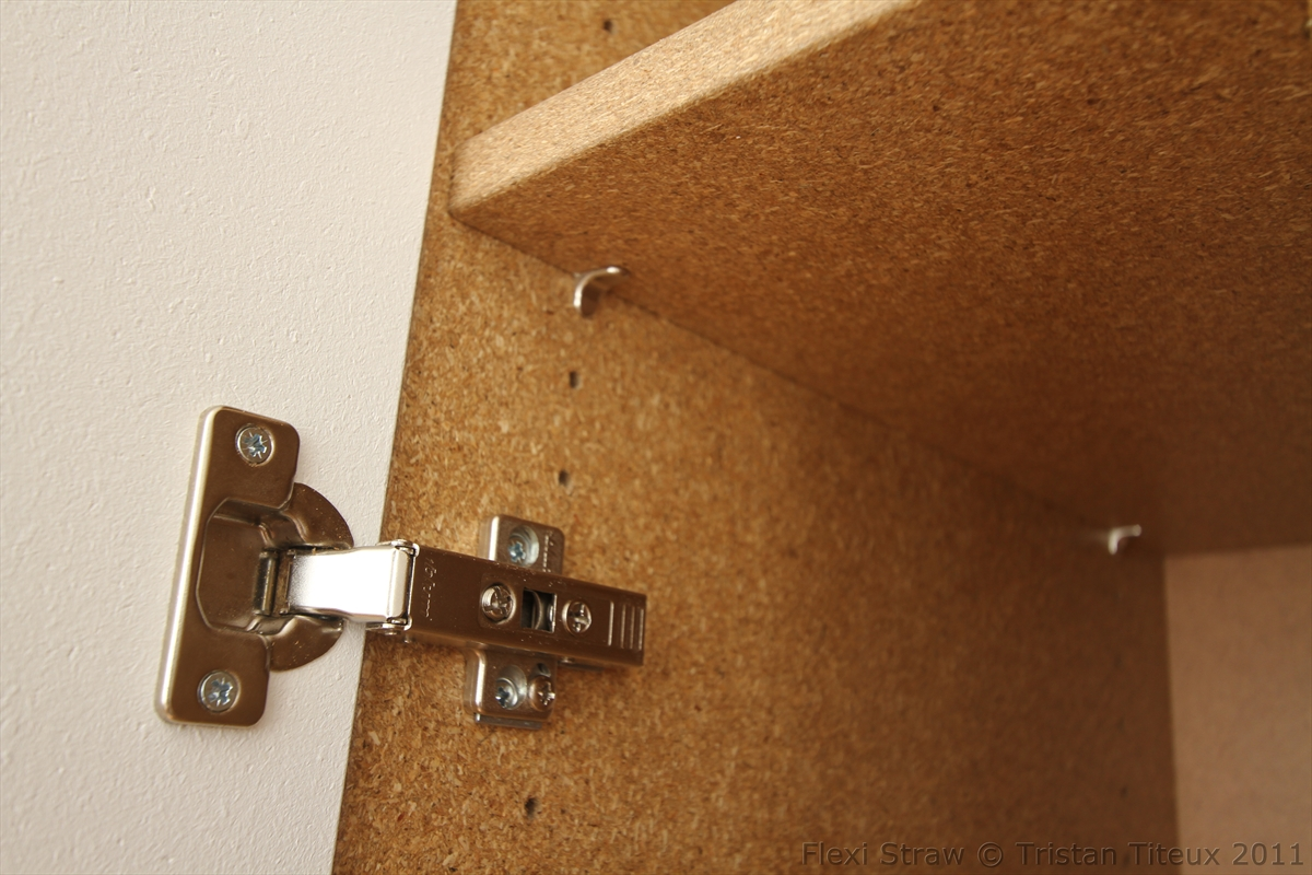 Fitted Furniture made of Strawboard