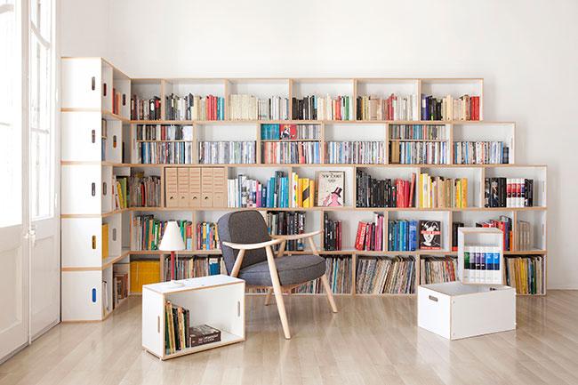 BrickBox-modular-shelving-great-libs-of-wall