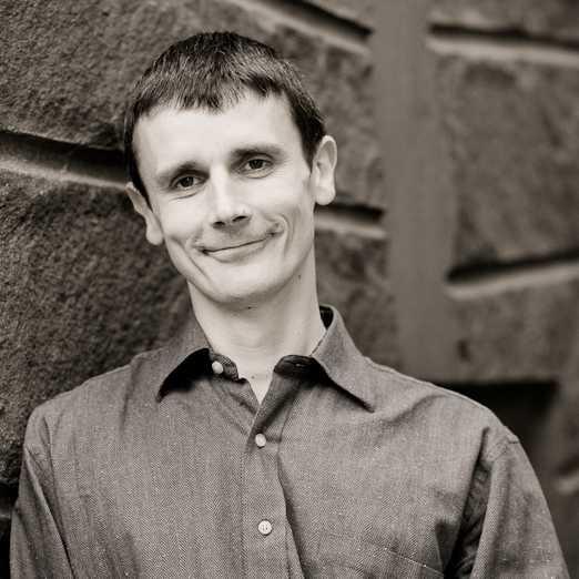 Tristan Titeux BnW portrait