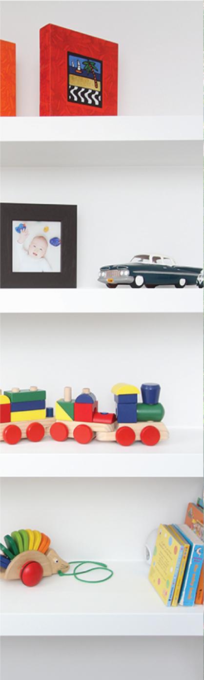 Children's Natural Bedrooms